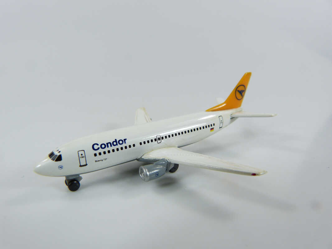 Airbus a320 Condor Herpa 501682 1:500 in OVP FR